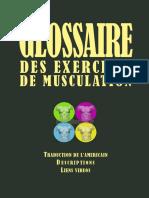 Glossaire Musculation Anglais Francais