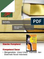 Materi Novel