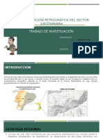 Caracterizacion Petrográfica Del Sector VIrgenpamba