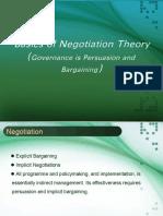 Basics of Negotiation Theory-2