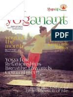 UYLS newsletter Yoganant 5th Issue
