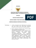 Gabungan Permenkes 1148-2011 Dan 34-2014