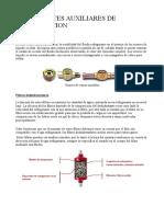 Componentes Auxiliares de Climatizacion