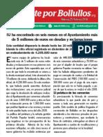 Boletín Muévete por Bollullos N25 Febrero 2016