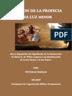 El Don de Profecia La Luz Menor.- Victor h. Venegas