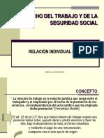 6.- Relación Individual de Trabajo