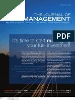 The Journal Of Total Fuel Management - Vol 9 No. 1 - Fuel Management Online Special