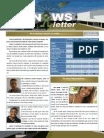 Newsletter Fevereiro 2016