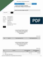 Lumbung Artha laporan keuangan