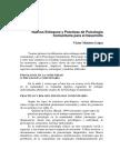 Nuevos Enfoques y Prácticas de Psicología Comunitaria Para El Desarrollo