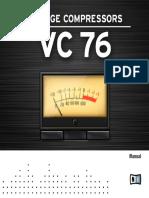 VC 76 Manual English