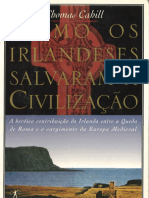 Como os Irlandeses salvaram a Civilização - Thomas Cahill