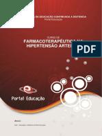 05 Farmacoterapeutica Hipertensao Arterial