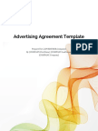 Advertising Agreement