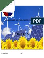 Estudios de Los Recursos Energéticos - Unidad 2