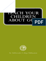 Teach Your Children About God (1974)_b