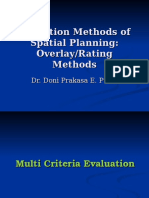 43808_Course_6_Evaluation Method Spatial Planning Intro and Rating Method