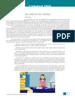Iso - 3 - Documentacion Del Sistema de Calidad