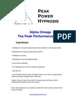 PPH Alpha Omega