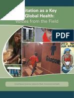 Sanitation as a Key to Global Health UN Univerity