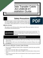 Guide USBdata