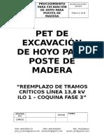 Pet de Excavación de Hoyo Para Poste de Madera (1)