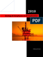 Geology Geophysics in Oil Exploration