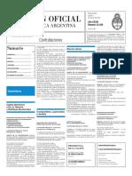 Boletín Oficial - 2016-03-03 - 3º Sección
