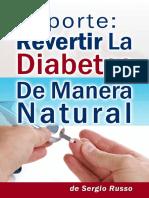 La Cura 100% Natural Para La Diabetes Tipo 2