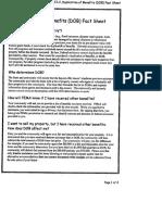 FEMA Buyout Fact Sheet