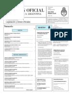 Boletín Oficial - 2016-03-01 - 1º Sección