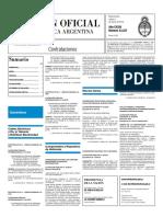Boletín Oficial - 2016-03-01 - 3º Sección