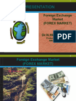 Foreign Exchange Market P P T