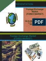 Foreign Exchange Market P P T