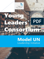 YLC MUN Leadership Initiative