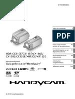 Manual Camara Sony1