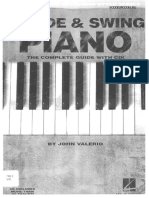 Stride Swing Piano the Complete Guide
