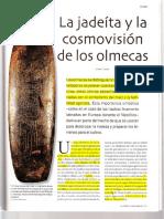Taube Jadeita Cosmovisión Olmeca