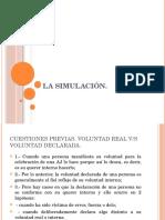 La Simulación