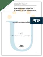 Unad-modulo Propiedades y Contaminacion Del Suelo-final