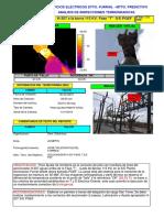 Analisis de Inspecciones Termograficas Pgef