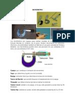 Instrumentos para inspección visual