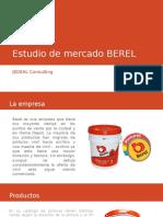 Pinturas Berel Estudio de Mercado