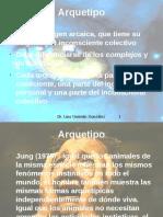 Arquetipo Estructura y Funcion