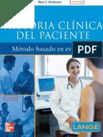 Historia Clinica Del Paciente - Metodo Basado en Evidencias