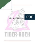 2012 Member Mini-Manual 4-9-12 v2