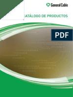 0100-C0085-0S Catálogo de Productos en Formato Tarifa