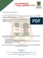 Carta Padres Deportistas Admitidos