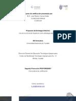 Documento de Certificacion CERTIDEMS