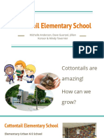 elementary budget project